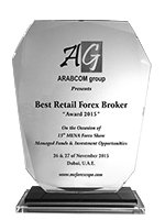 Best Retail Forex Broker 2015